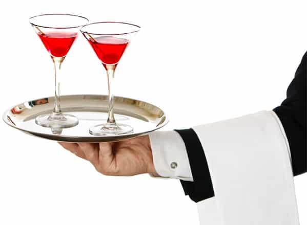 професия сервитьор-барман
